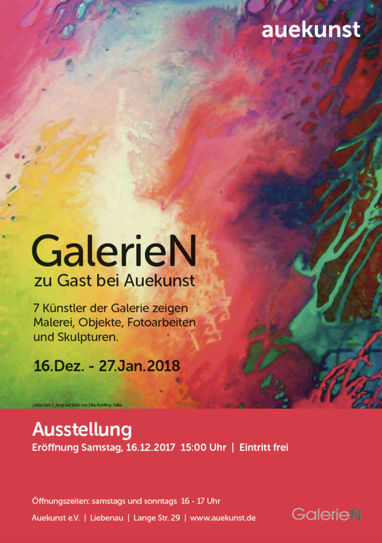 Auekunst_GalerieN_Plakat A2
