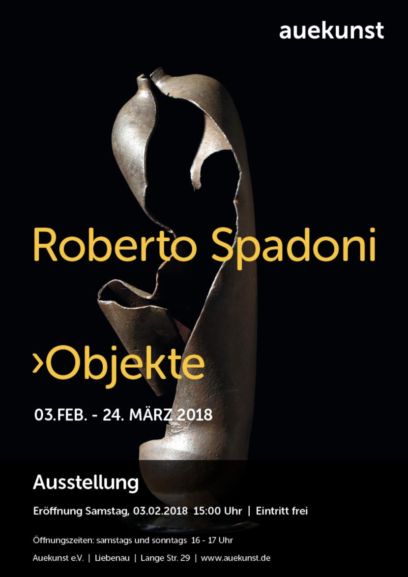 Roberto Spadoni Plakat