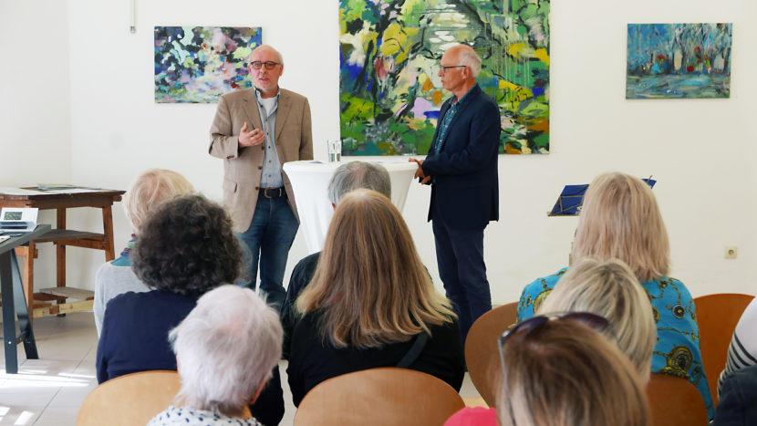 Ulli Kowalke und Heinz-Friedel Bomhoff